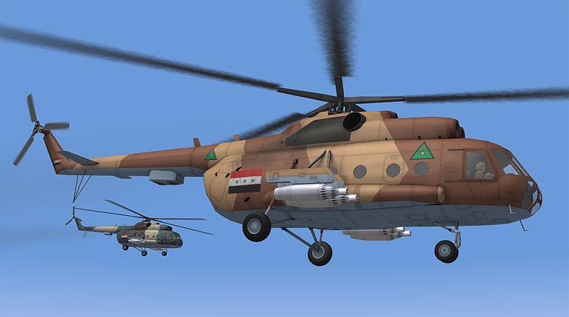 Mi-8 Hip | Weaponsystems.net