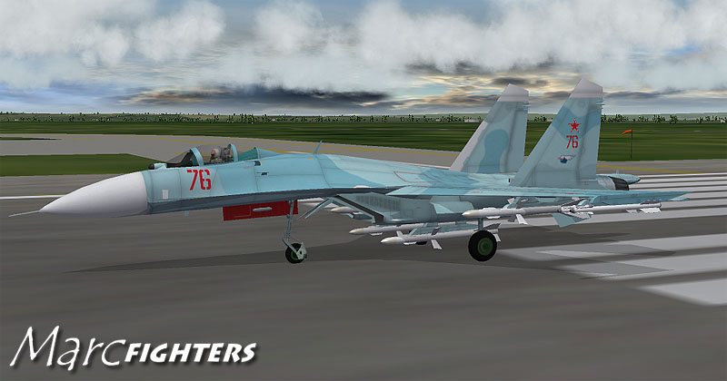 Su 27 Flanker For Woe