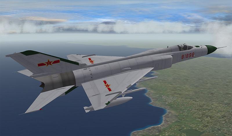 J-8II Finback B